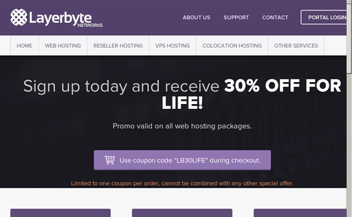 Layerbyte Networks