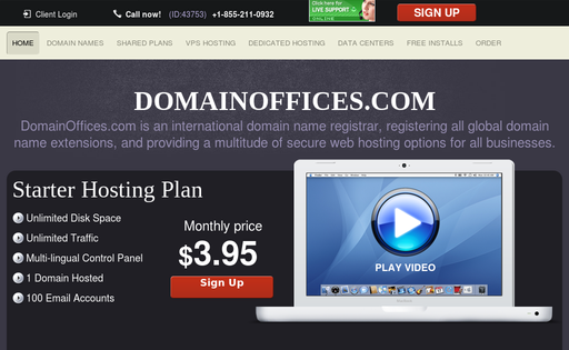 Domain Offices