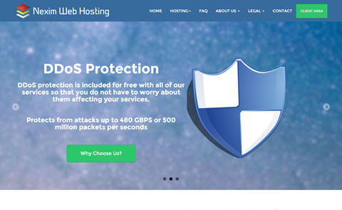 Nexim Web Hosting