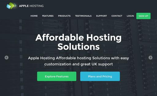 Apple Hosting