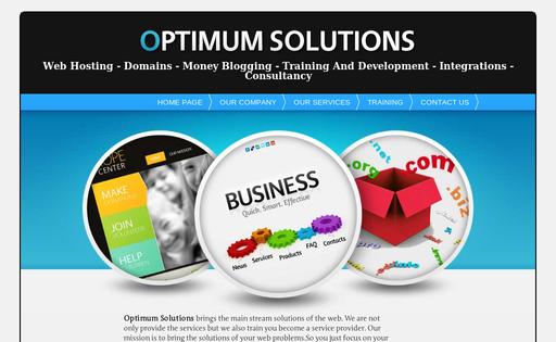Optimum Solutions