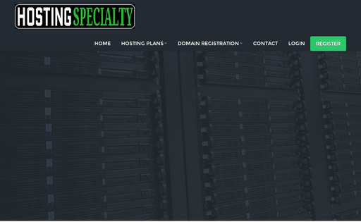 Hosting Specialty Solutions
