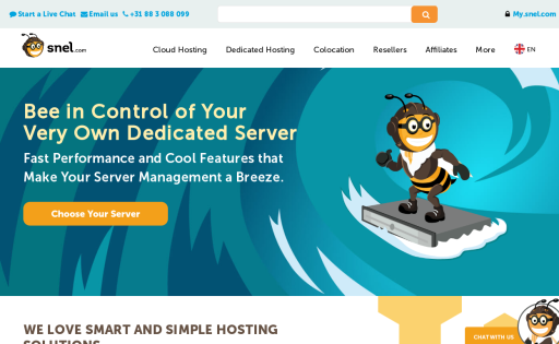 SnelServer.com