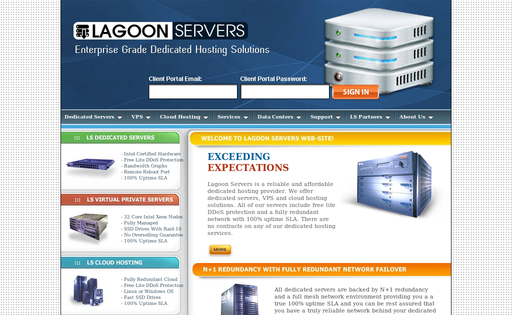 Lagoon Servers
