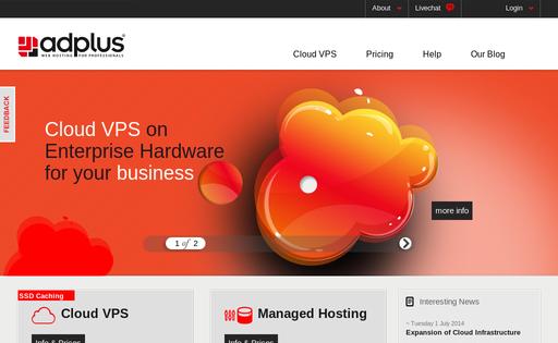 Adplus Web Hosting