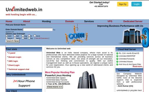 Unlimitedweb