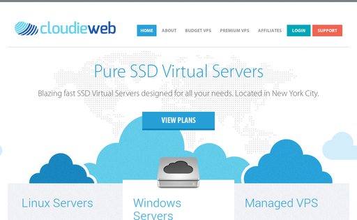 Cloudieweb