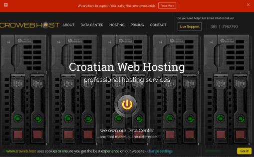 Croatian Web Hosting