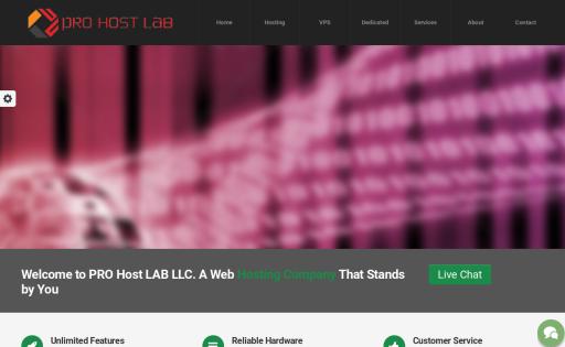 PRO Host LAB