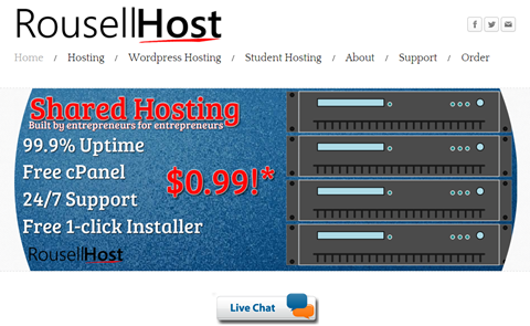 RousellHost