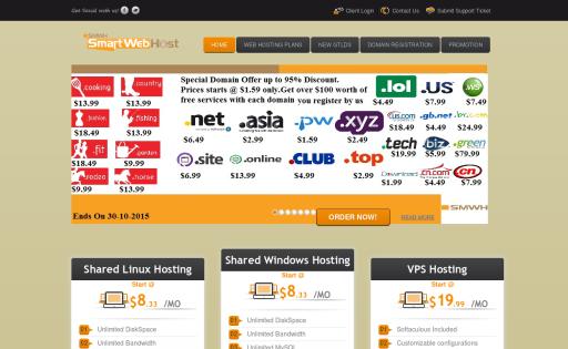 Smart Web Host