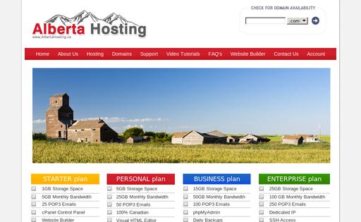 Alberta Hosting