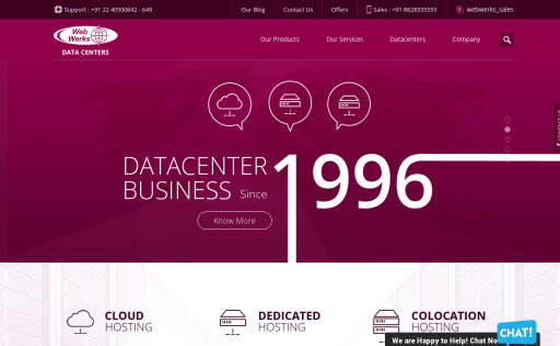 Web Werks Data Centers