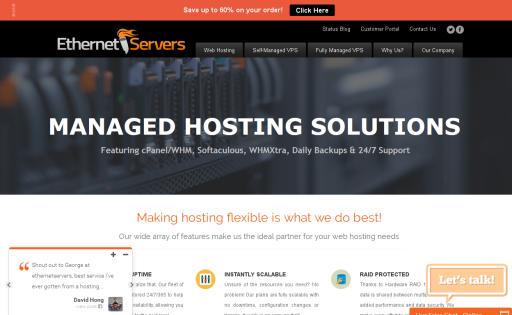 Ethernet Servers