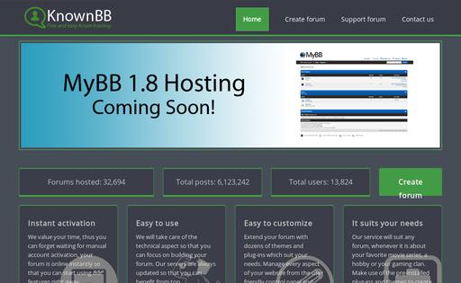 Бесплатный хостинг mybb как сделать вертикальное подменю на сайте