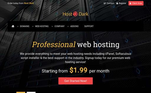 Host Dark