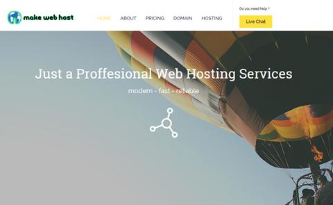 Make Web Host