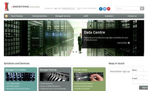 eHosting DataFort