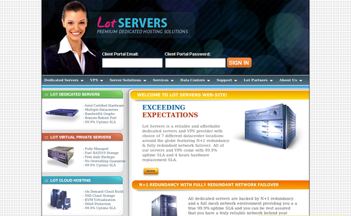 Lot Servers