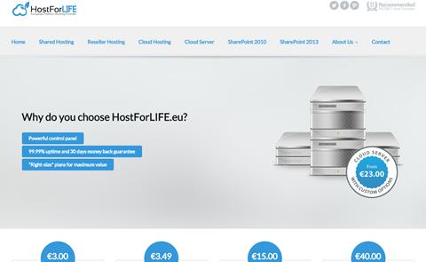 HostForLIFE.eu
