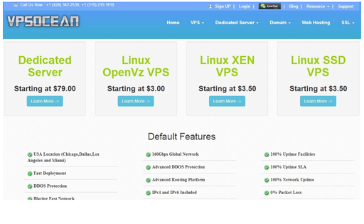 List of Web Hosting Companies Starting with V