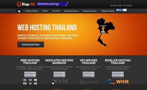 Orangewall Hosting
