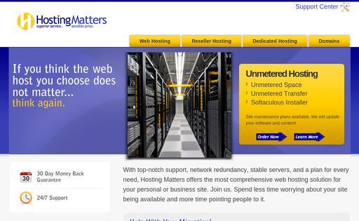 Hosting Matters, Inc.