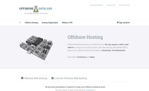 OffshoreDataLabs