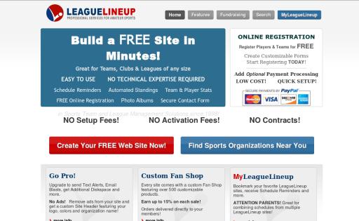 LeagueLineup
