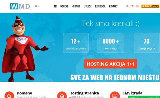 WMD.hosting