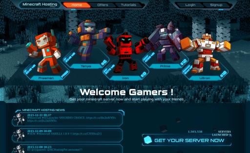 Minecraft Hosting Pro