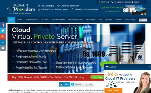 Global IT Providers