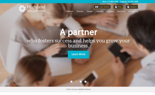 Highland Solutions is a global provider of collaborative, enterprise  solutions. Highland helps businesses of all sizes find the right cloud  computing ...