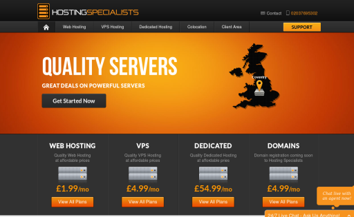 Hosting Specialists
