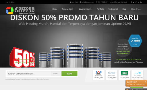 dBOXES Web Solutions