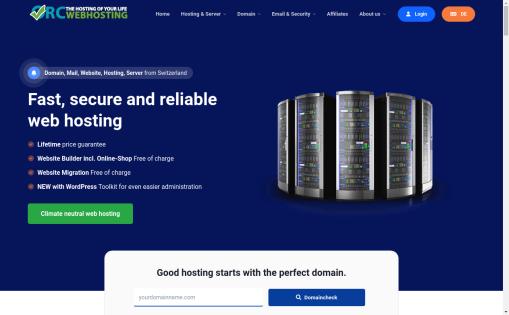 ORC Webhosting GmbH