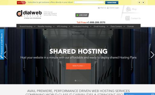 Dialwebhosting