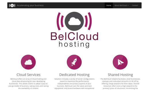 BelCloud Hosting Corporation