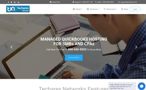 Techarex Networks LLC