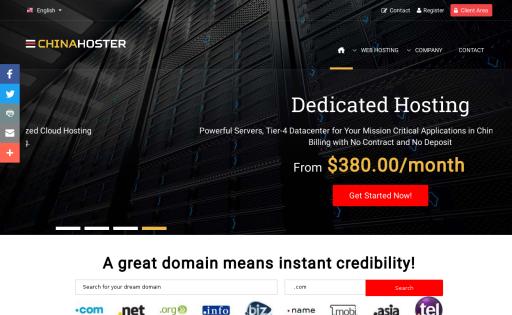 ChinaHoster.com
