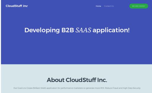 CloudStuff