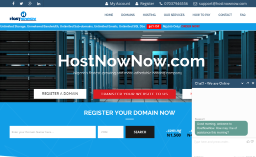 HostNowNow