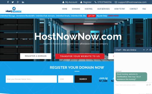 HostNowNow