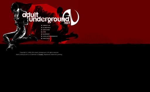 Adult Underground Web Hosting
