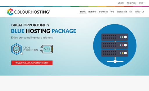 COLOUR HOSTING