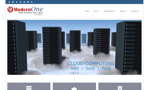 Modernone Data Solutions Sdn Bhd