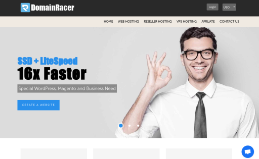 DomainRacer