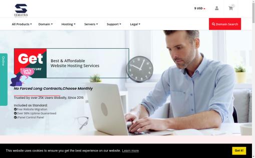 Semayra Web Services