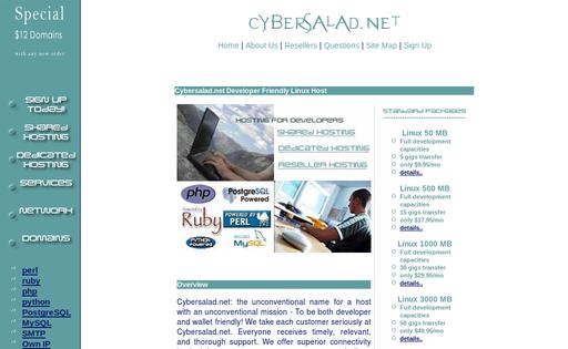 cybersalad.net