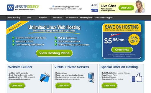 Web Site Source